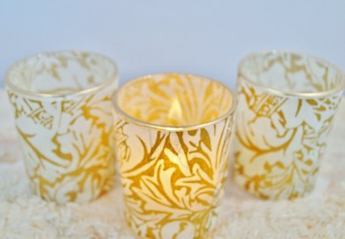 Gold Candle Holders For Wedding