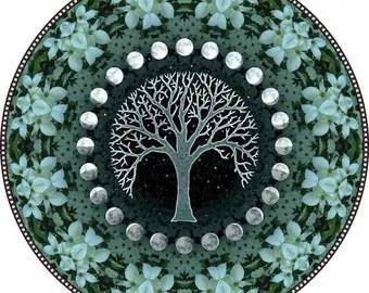 Winter Solstice Symbols Clip Art Cliparts