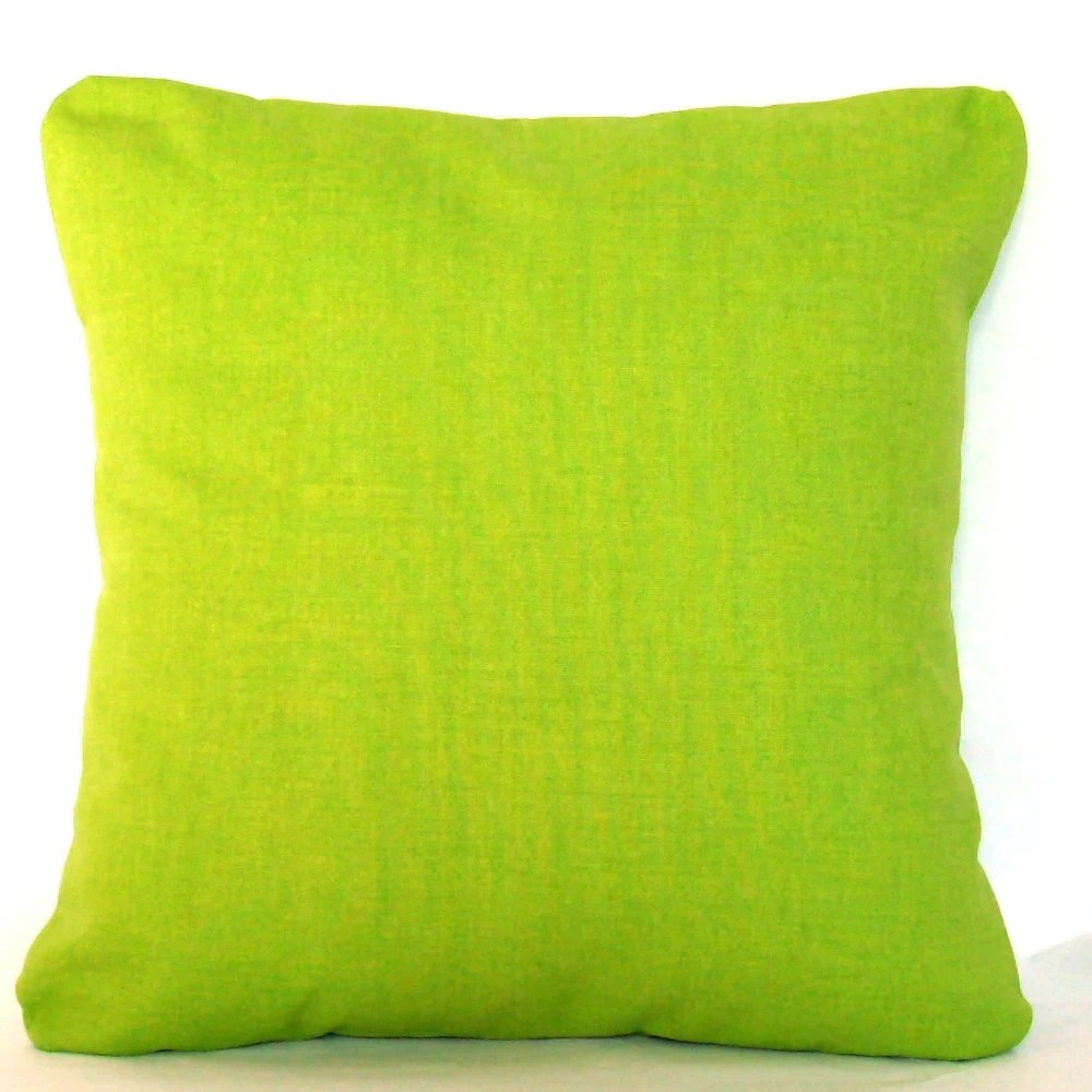 Green Pillow Covers