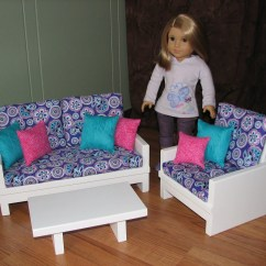 American Girl High Chair Childrens Chairs With Arms 2 Adirondack Plans Free Easy 18 Inch Doll Furniture