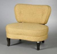 Mid Century Modern Lounge Chair Armless | gnewsinfo.com
