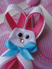 items similar easter bunny ribbon