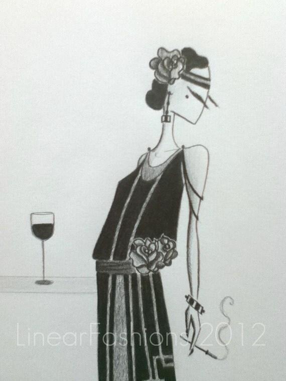 And Deco White S Art Black Art 1920