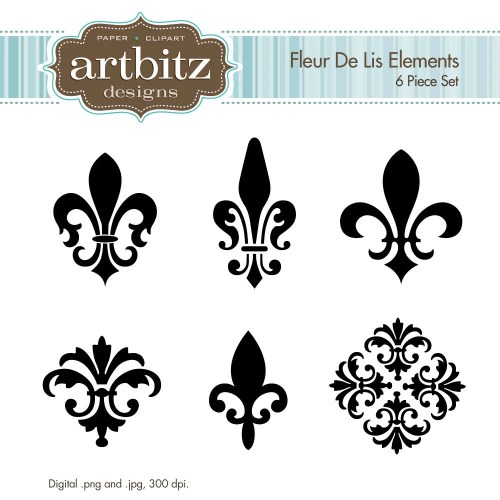 small resolution of clip art fleur de lis chadholtz