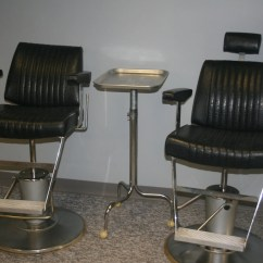 Belmont Salon Chair Small High Items Similar To Vintage Retro Black Barber