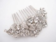 wedding hair comb bridal accessories