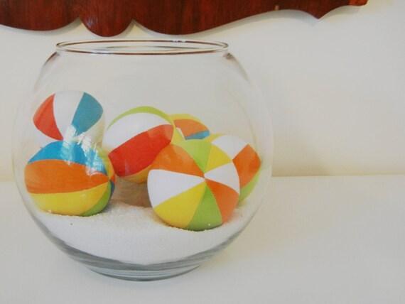 Items Similar To The Original Modern Fabric Beach Ball