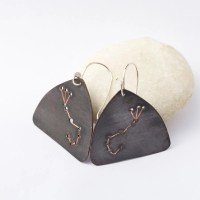 Items similar to Scorpio constellation earrings on Etsy