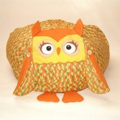 Owl Chair For Kids Blossom High Bean Bag Cover Filling Is Not Included Het