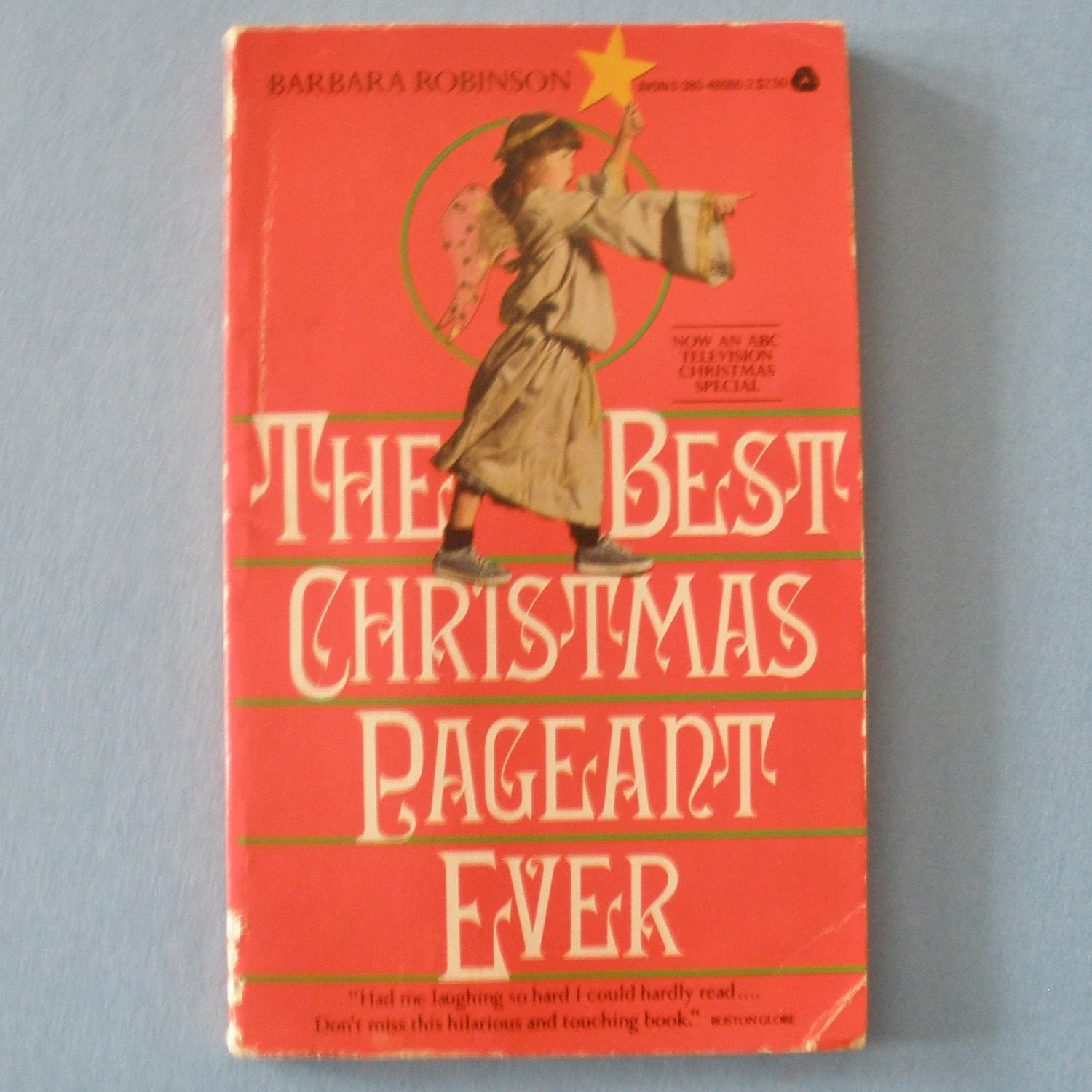 The Best Christmas Pageant Ever Book By Twigenberrybooks