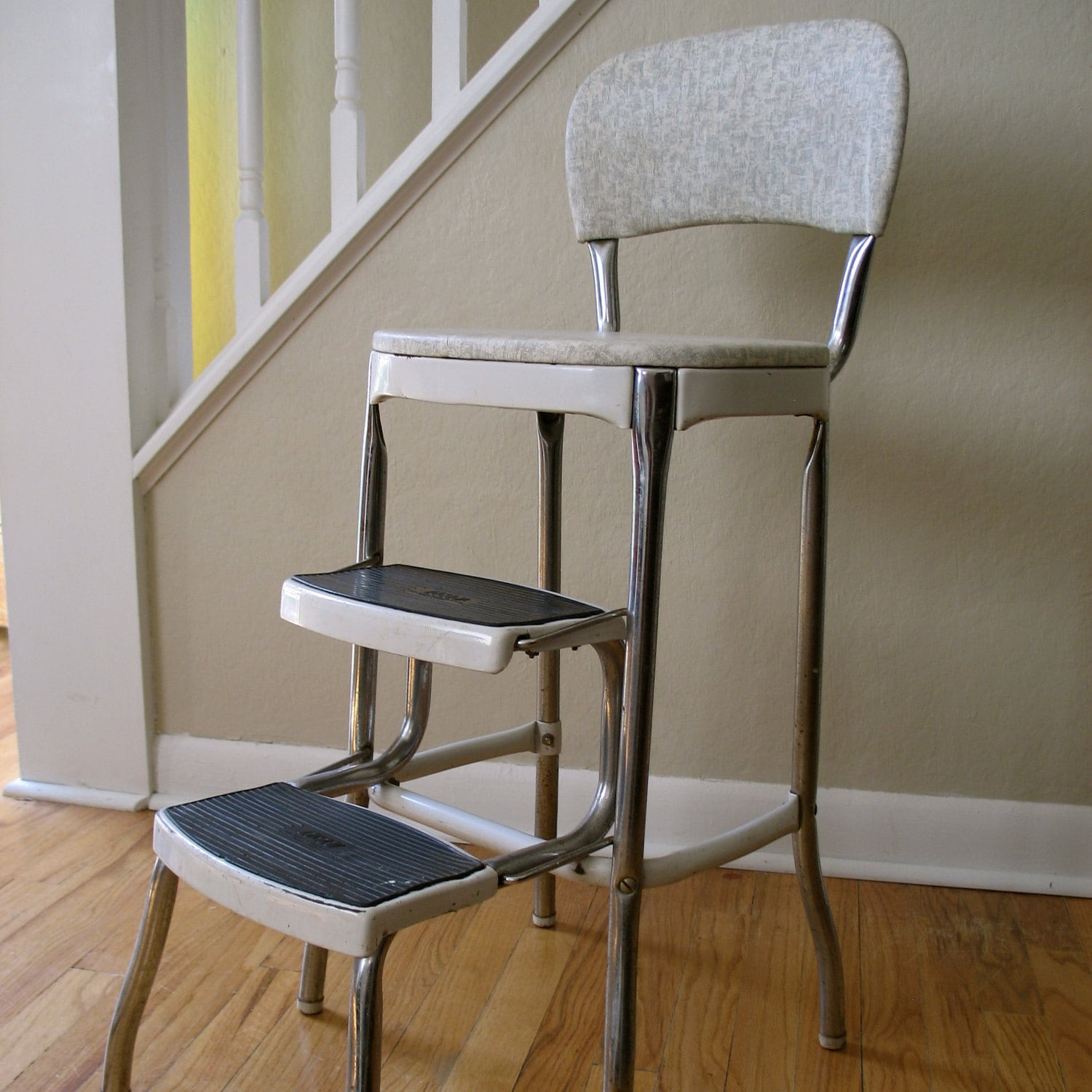 chair step stool lounge accessories vintage