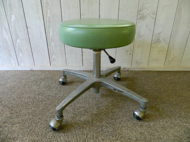 Vintage Chair Office Industrial