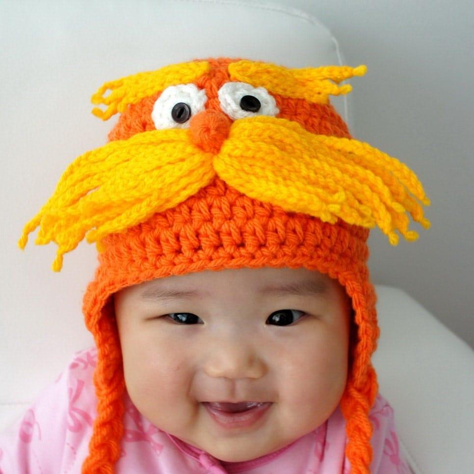 Pikachu Crochet Hat Pattern