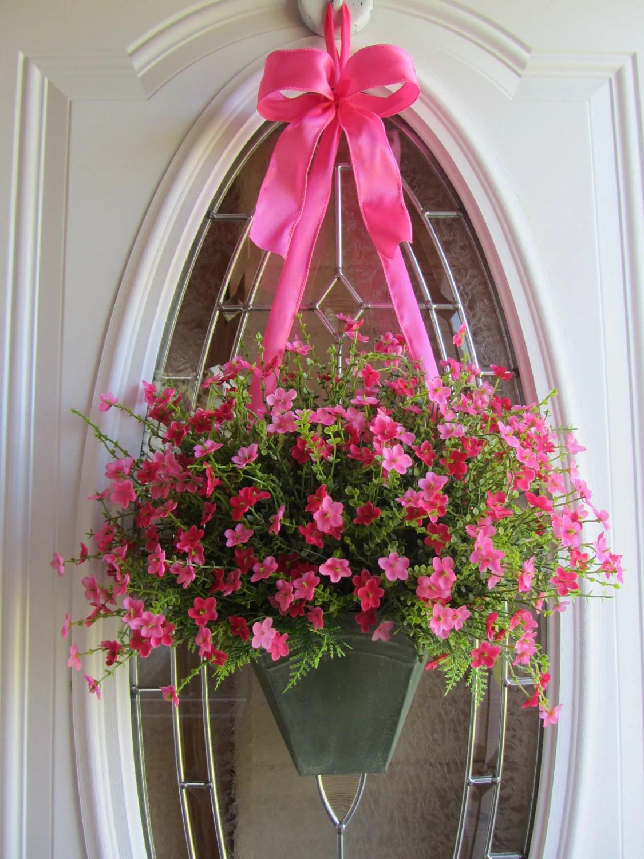 Wwwcheriesforgetmenotsm Summer Door Wreath, Pinterest