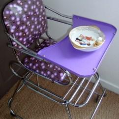 Retro High Chairs Babies Ergonomic Chair John Lewis Baby Vintage 60s 70s Design Fabric By 123soleildko