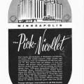1950s hotel advertisement park nicollet minneapolis minnesota