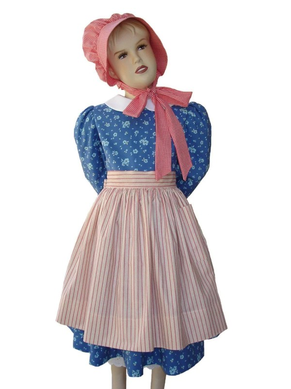 Custom Boutique American Girl Inspired Kirsten Pioneer Prairie