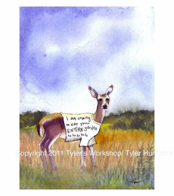 Funny Deer Hunting Birthday Cards