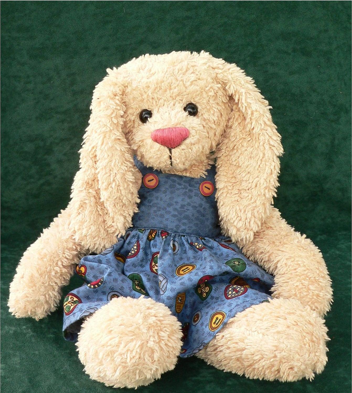 Printable Teddy Bear Patterns Fabric