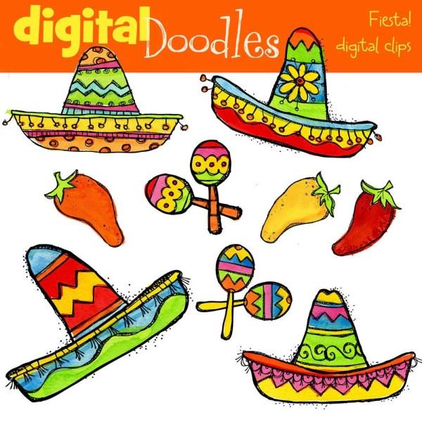 kpm fiesta digital clip art