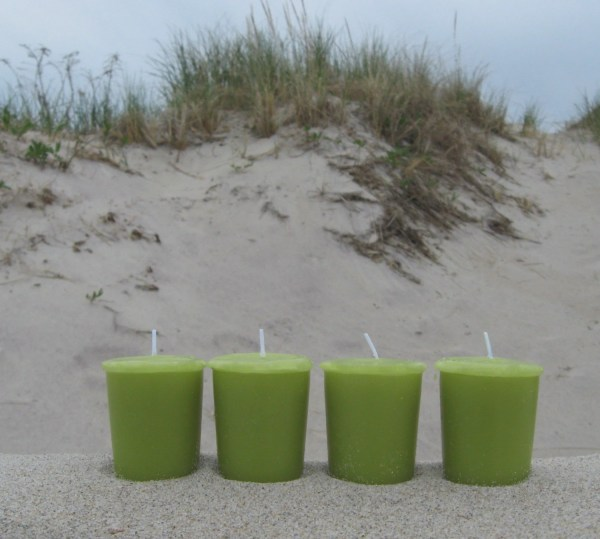 Dune Grass Type 4 Votives 4oz Soy Jar Candle