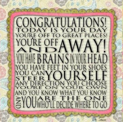Items Seuss Dr Graduation