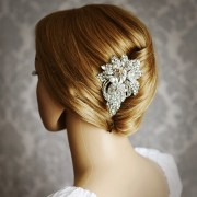wedding hair comb bridal