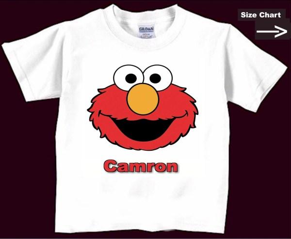 Toddler Elmo T-Shirt