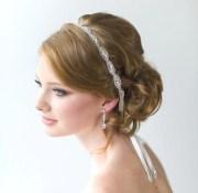 wedding headpiece bridal beaded