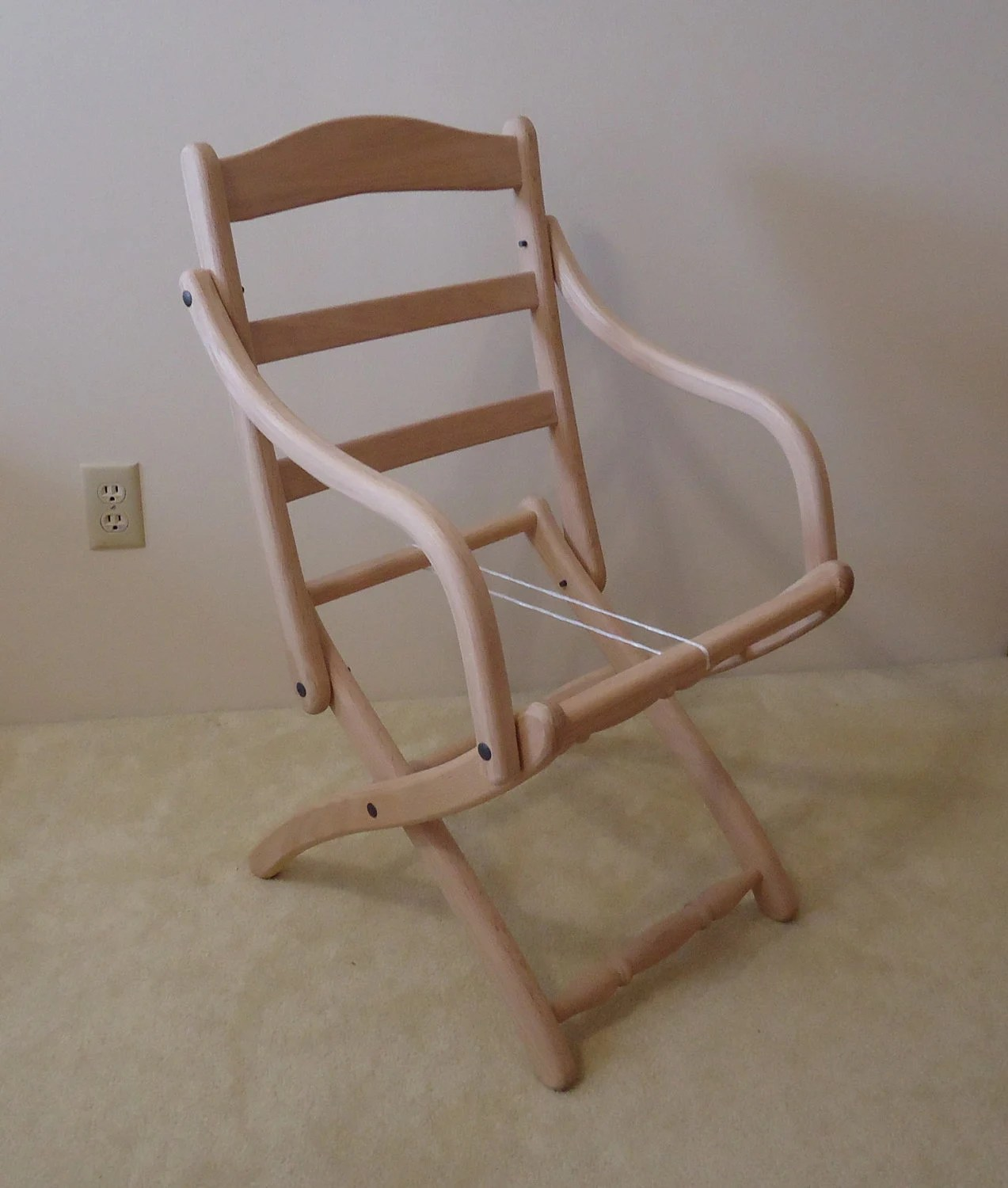 Folding Arm Chair Civil War Folding Arm Chair Unfinished Diy Project
