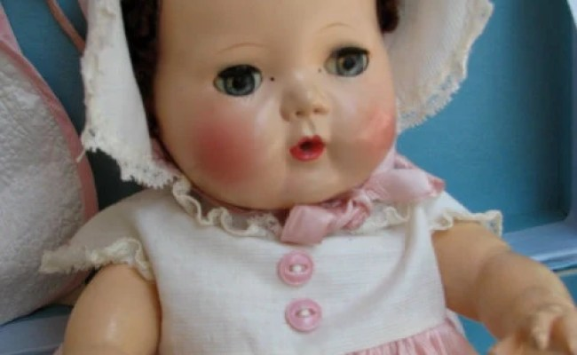 Vintage Tiny Tears Doll By American Character By Lilandlou