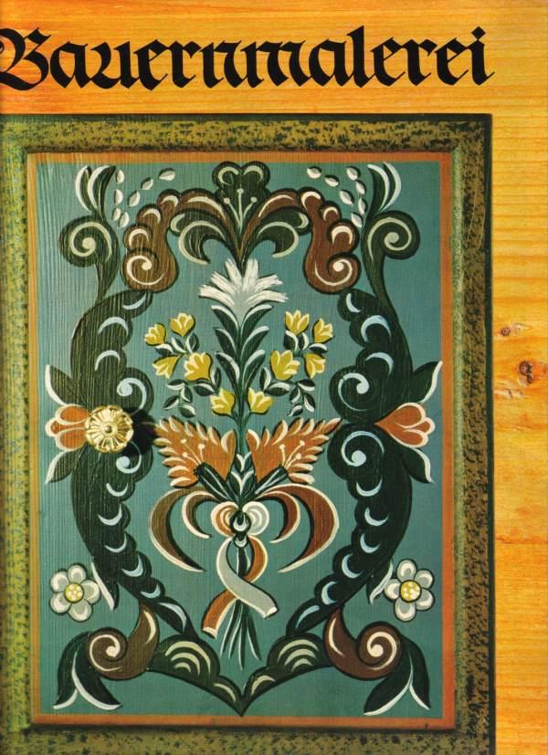 Special. Folk Art Painters Treasury. 4 Books Traditional