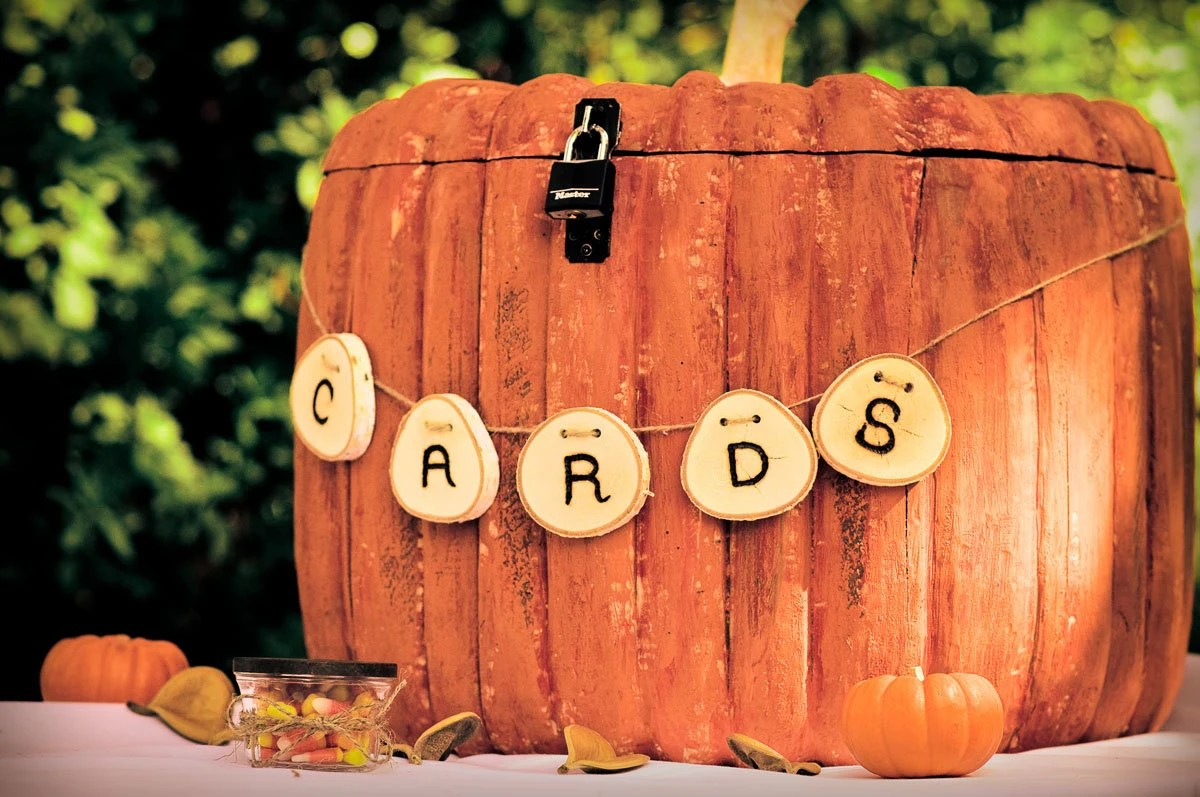 Items Similar To Custom Wood Hand Carved & Painted Pumpkin