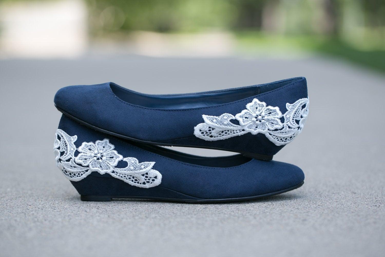 Teal Ballet Flats