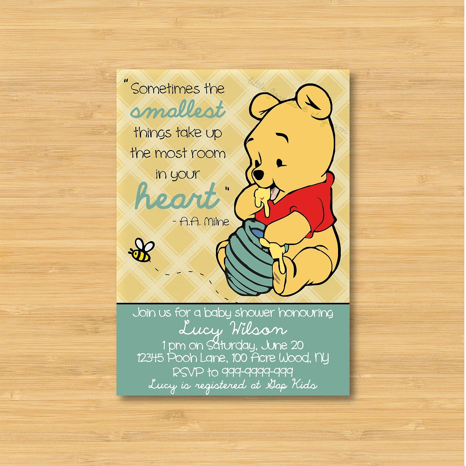 Pooh Bear Quotes About Love