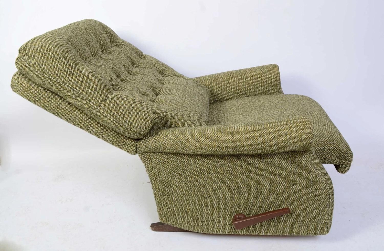 ficks reed chair recaro computer lazy boy recliner 1970 mid century reading