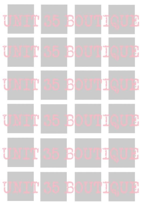 password sheet template
