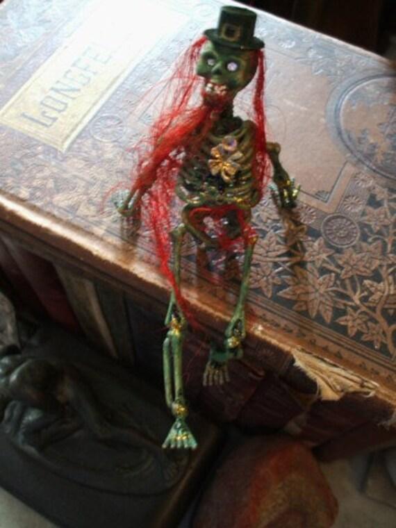 Evil dead Irish wee lucky Leprechaun by jenuineserendipity