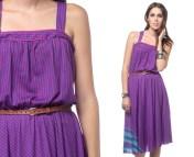 Purple Sundresses for Women