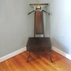 Mens Valet Chair Chairs On Wheels Vintage