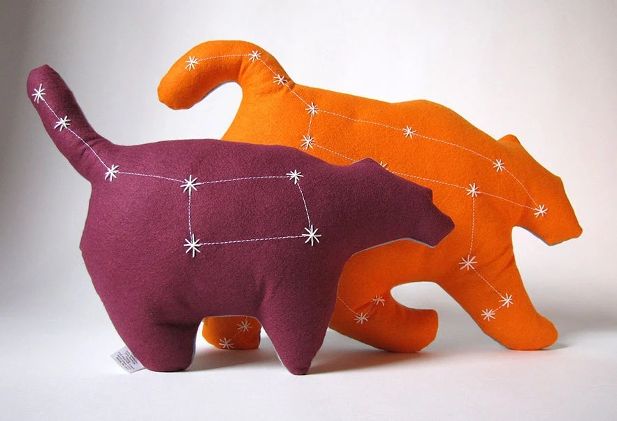 Cosmos Two Pack Ursa Major and Ursa Minor - lovecalifornia