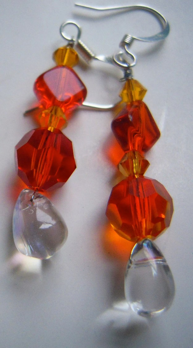 Phoenix Tears Earrings...