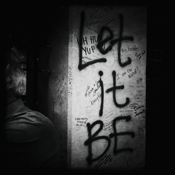 London Photography - Let It Be Graffiti