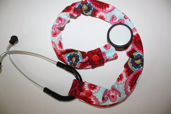 Skinnies Carnaval Stethoscope Cover Strappies