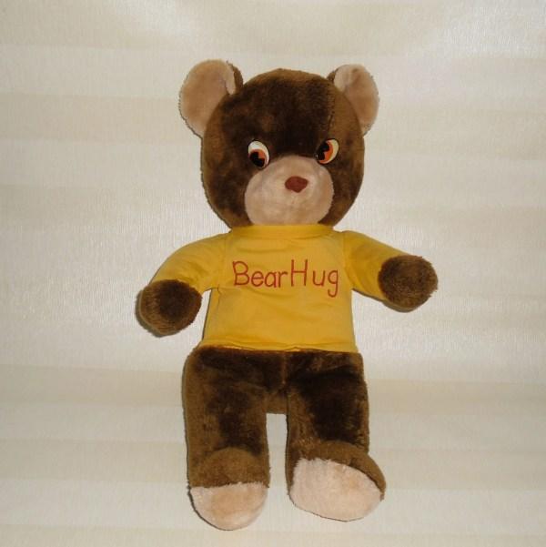 Vintage Knickerbocker Bear Hug teddy bear