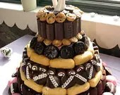 Adella Bellas 4ever Young Wedding Cake