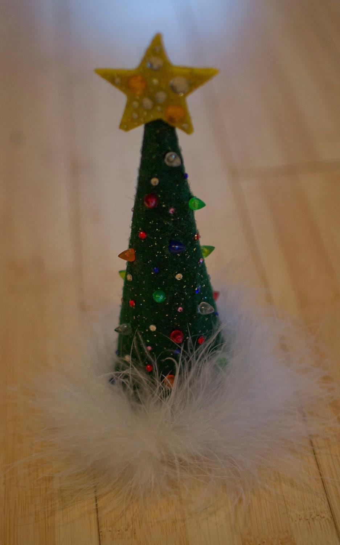 Christmas Tree Cat Hat By NotsoKittyShop On Etsy