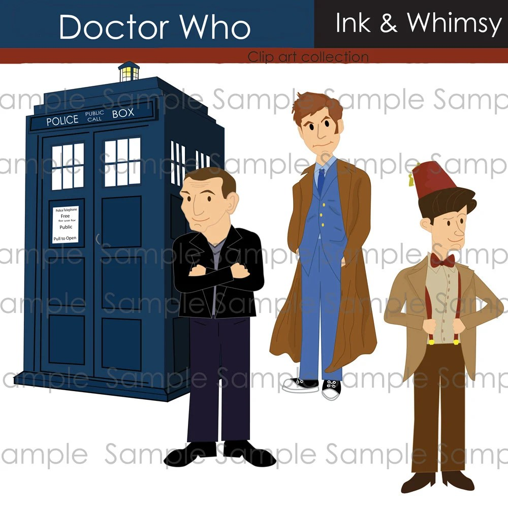 hight resolution of dr who clip art