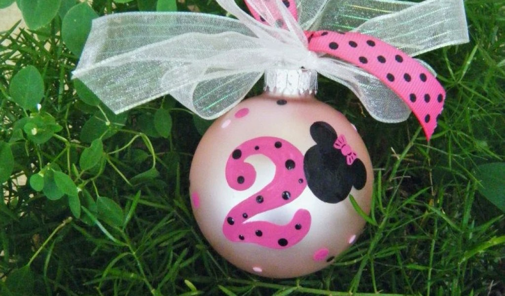 Personalized Disney Christmas Ornaments Home Garden Improvement