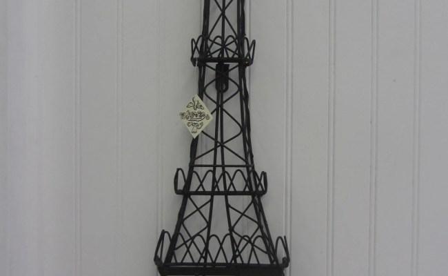 Items Similar To Eiffel Tower Wall Decor On Etsy